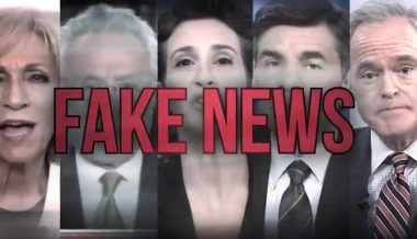 Now ABC, CBS and NBC Refuse to Run Trump Campaign Ad Blasting them as 'Fake News'