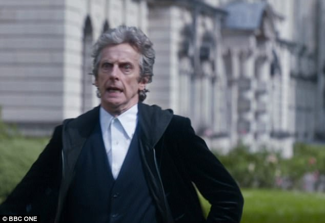 Return of the Time Lord! Peter Capaldi was back in Doctor Who, marking  the debut appearance of The Doctor¿s first openly gay companion
