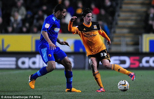 Target: George Boyd currently is on loan at Hull from Peterborough