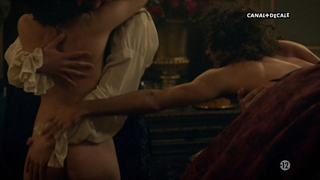 """Slammed:Norman Wells, of the Family Education Trust, said: 'The BBC may choose to refer to Versailles as a """"period drama"""", but a programme featuring such sexually explicit scenes is quite simply pornography dressed up under another name'"""