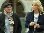 Zoe Ball revealed she was in a relationship with 40-year-old cameraman Billy Yates (pictured together in February) after she split from husband DJ Norman Cook, aka Fatboy Slim, last September