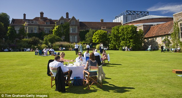 Glyndebourne is the poshest of country house operas but is everyone here for the music?