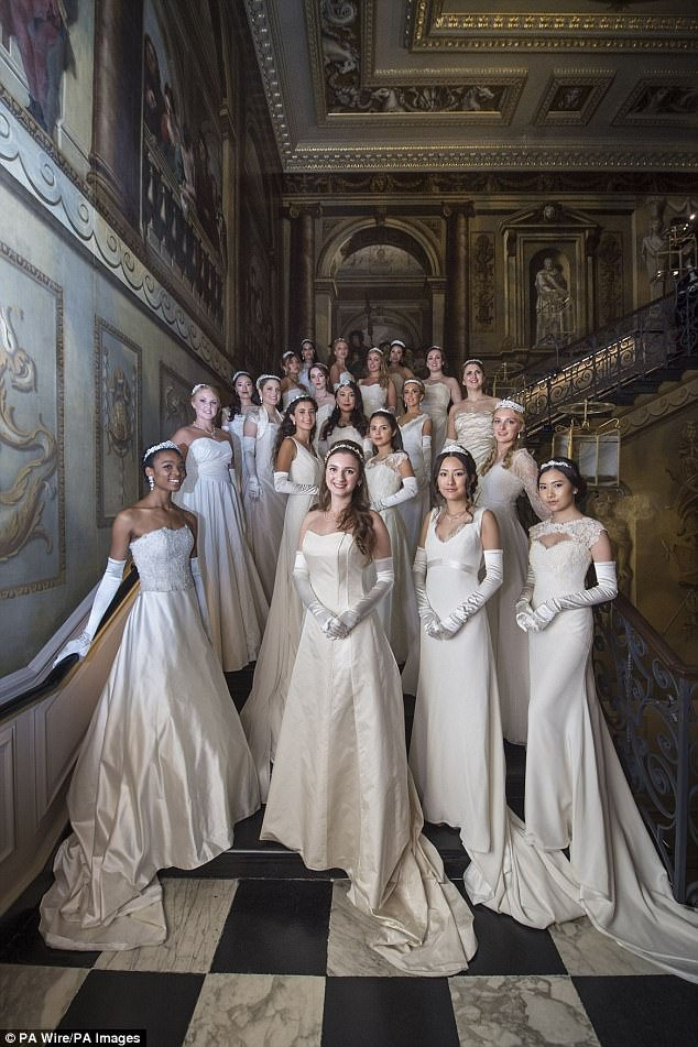 Traditional social events in The Season, like the Queen's Charlotte's Ball where debutantes used to be presented to the Queen, are rapidly being replaced by younger, cooler shindigs