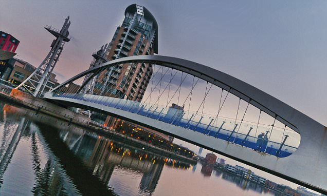 Salford crowned start-up capital