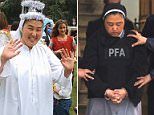 Kosaka Kumiko, 42, was charged with physical abuse as well as helping the priests  'rape' Argentine deaf children