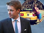 Hugh Grosvenor, 26, became the seventh Duke of Westminster when his dad Gerald passed away in August last year