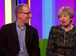 Philip may joked that he still has to take the bins out as he gave his first broadcast interview with the PM