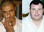 Notorious gangster Desmond Noonan (right) was the uncle of Mark Duggan, who was shot by police