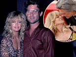 Goldie Hawn and Kurt Russell at the Carlyle Hotel in New York City, New York (Photo by Ron Galella/WireImage)