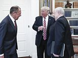 National Security Advisor H.R. McMaster called a Washington Post story 'false,' which said President Trump leaked 'highly classified' information to the Russians during an Oval Office meeting last week