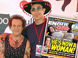 Richard Simmons has accused Mauro Oliveira, his former assistant, of blackmail, stalking and extortion in a lawsuit about stories Oliveira sold to tabloids claiming the star was transitioning to become female. The pair are pictured together at the 2013 Los Angeles Pride Parade