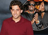 Mandatory Credit: Photo by James Shaw/REX/Shutterstock (8822535f)..James Argent..'Can't Stop, Won't Stop, A Bad Boy Story' film screening, London, UK - 16 May 2017..