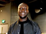 LIVERPOOL, ENGLAND - MARCH 02:  (EXCLUSIVE COVERAGE) Stormzy meets fans and signs copies of his new album 'Gang Signs And Prayer' at HMV Liverpool One on March 2, 2017 in Liverpool, United Kingdom.  (Photo by Shirlaine Forrest/WireImage)