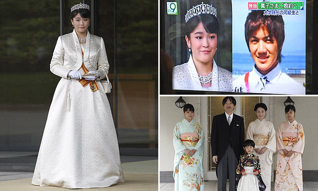 Japan's Princess Mako to get married and become a commoner