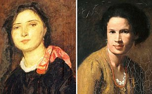 J3C4MY Dorelia in a Black Dress by Gwen John (1903 4)