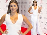 Celebrities attend The Global Gift Gala at Waldorf Astoria in Edinburgh...Featuring: Eva Longoria..Where: Edinburgh, United Kingdom..When: 17 May 2017..Credit: Euan Cherry/WENN.com