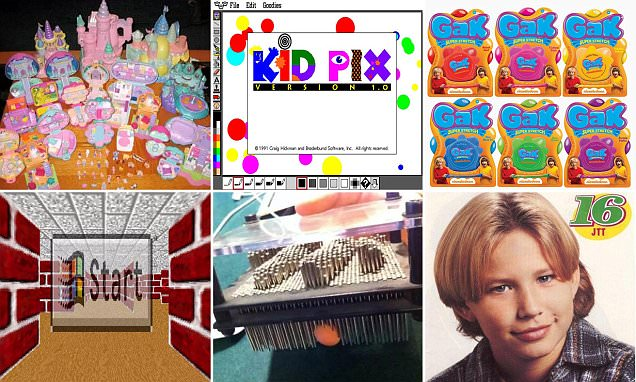 90s nostalgia that EVERYONE will relate to