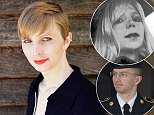 Big debut:Chelsea Manning posted a photo of herself on Instagram Friday, her first since she was released from prison after seven years