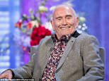Heading for the dance floor? Tommy Cannon, 78, has been hotly tipped for Strictly Come Dancing's 2017 series