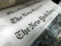 'Nut Job': New York Times Collaborates with Deep State to Smear Trump Again