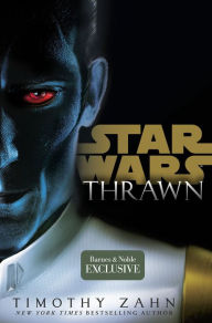 Title: Thrawn (Star Wars) (B&N Exclusive Edition), Author: Timothy Zahn