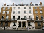 An apartment in one of London's most exclusive squares where property regularly sells for £30 million has gone on the market for just £90,000 because there are just 14 months left on the lease