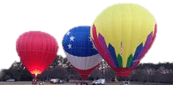 WRAL Freedom Balloon Fest is May 26-29