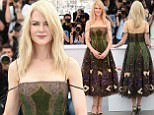 """CANNES, FRANCE - MAY 22:  Nicole Kidman attends the """"The Killing Of A Sacred Deer"""" photocall during the 70th annual Cannes Film Festival at Palais des Festivals on May 22, 2017 in Cannes, France.  (Photo by Mike Marsland/Mike Marsland/WireImage)"""