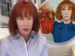 Heads up: Comedian Kathy Griffin sparked fury from Trump supporters on Tuesday after footage emerged of her holding up a fake severed Donald Trump head