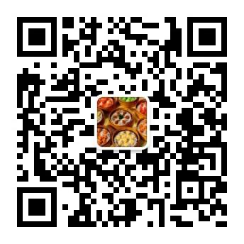 美食第一站微信二维码