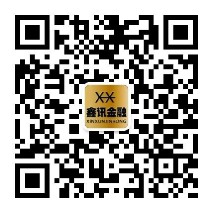 鑫讯金融平台微信二维码