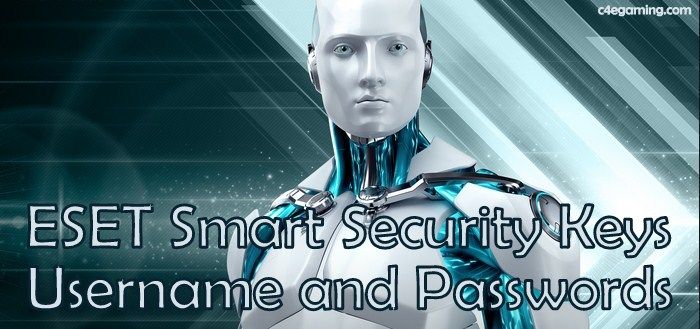 Eset Smart Security 8 Username And Password