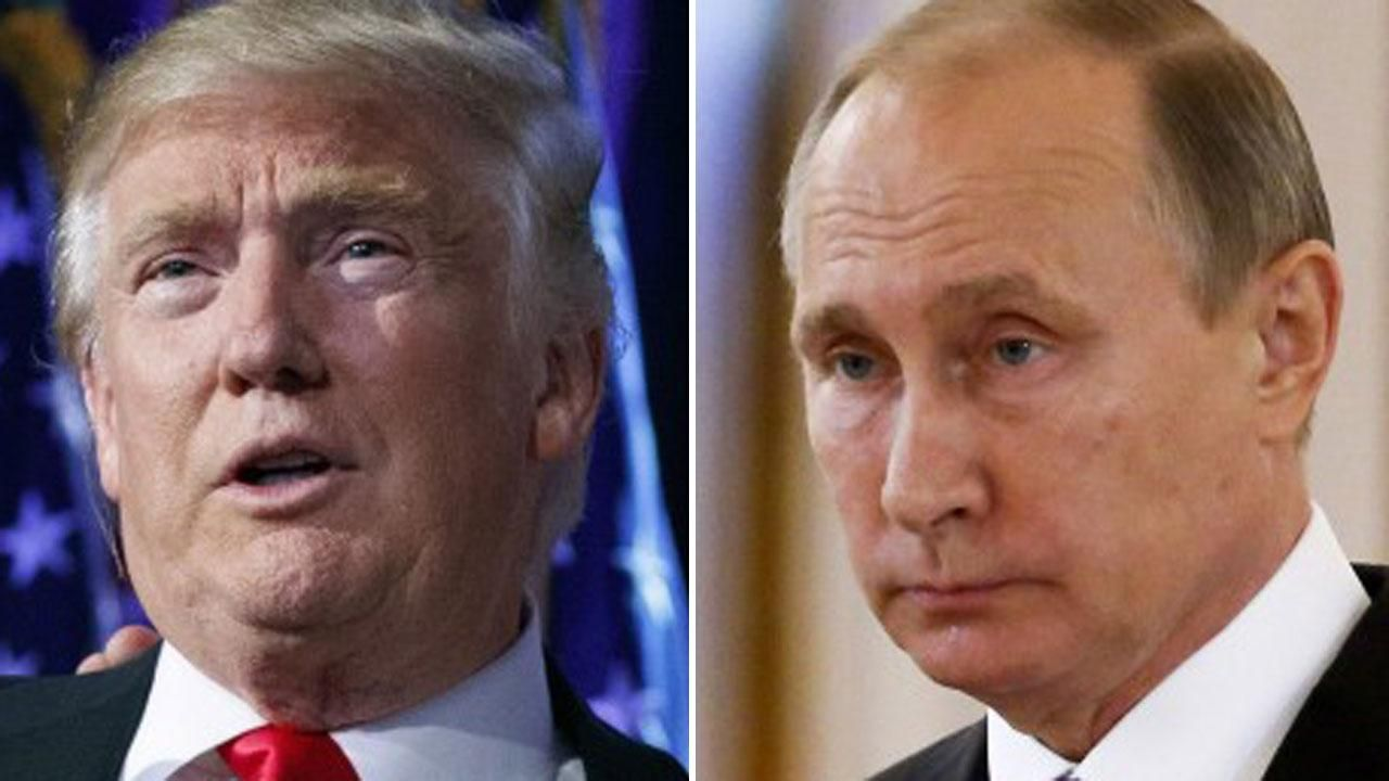 President hit with another set of Russia-related allegations moments after departing on his first foreign trip as commander-in-chief; reaction and analysis on 'The Five'