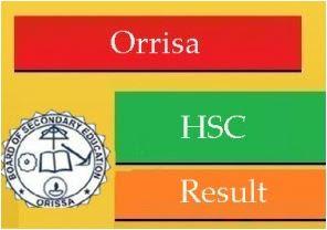 Orissa HSC Result 2017