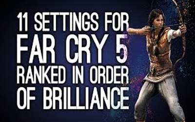 Far Cry 11 Setting Ideas