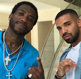 Gucci Mane and Drake