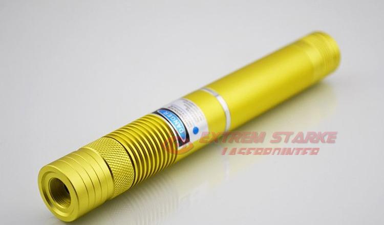 Blauer Laserpointer 10000mW Blau
