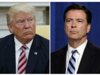 President Trump's Lawyer: 'Leaker' Comey 'Retaliatory' in 'Unauthorized Disclosures' to Press of 'Privileged Communications with the President'