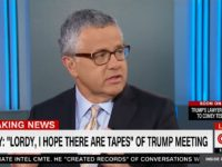 CNN's Toobin Post-Comey Hearing: 'We Know' Trump 'Is Under Criminal Investigation'