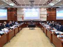 اجتماع حكومة المهندس شريف إسماعيل، رئيس الوزراء، 8 يونيو 2017.