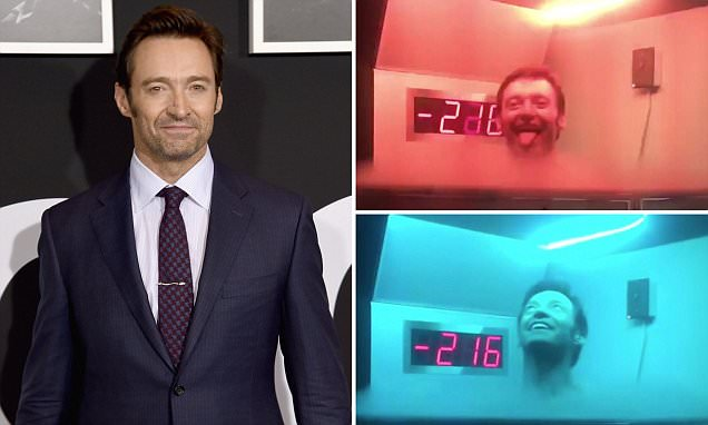 Why Hugh Jackman's cryotherapy is good for you