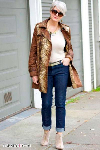 6 4 3 - Как правильно носить джинсы женщине в самом соку!
