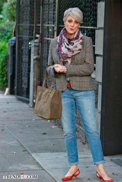 6 10 - Как правильно носить джинсы женщине в самом соку!