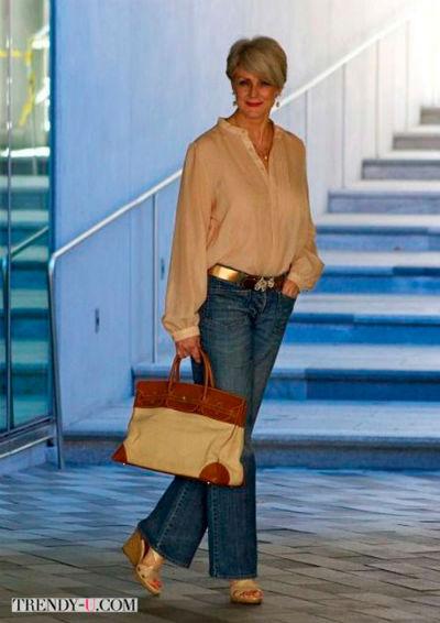 6 12 1 - Как правильно носить джинсы женщине в самом соку!