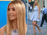 Not a fan:Ivanka Trump said that Washington DC has a 'level of viciousness' she was not expecting when she first moved to the nation's capital back in January (above on Fox & Friends)