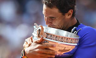 Nadal secures 'La Decima' as he wins 10th French Open