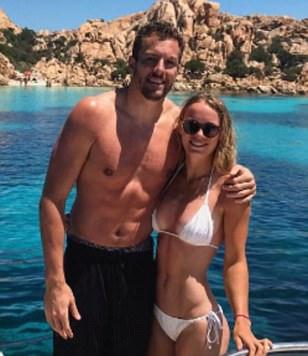 Caroline Wozniacki visits Sardinia after French Open exit