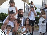 ** FEE TO BE AGREED**EXCLUSIVE: Gareth Bale with family at Nobu in Malibu.potos June 12,2017\n<P>\nPictured: Gareth Bale \n<B>Ref: SPL1518196  150617   EXCLUSIVE</B><BR/>\nPicture by: Jacson / Splash News<BR/>\n</P><P>\n<B>Splash News and Pictures</B><BR/>\nLos Angeles:\t310-821-2666<BR/>\nNew York:\t212-619-2666<BR/>\nLondon:\t870-934-2666<BR/>\nphotodesk@splashnews.com<BR/>\n</P>