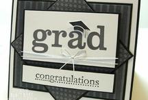 Handmade Graduation Cards / by Beth Westover