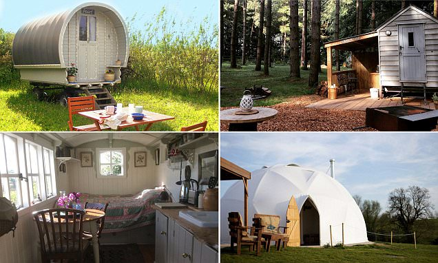 Jonathan Knight suggests the best British campsites